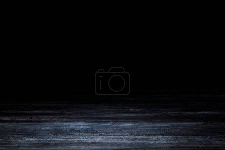 dark grey striped wooden surface on black