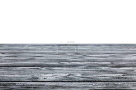dark grey striped wooden textured background on white