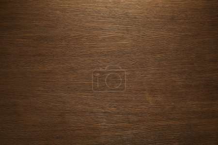 Photo for Empty horizontal brown wooden background - Royalty Free Image