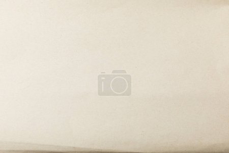 Photo for Top view of blank textured white paper - Royalty Free Image