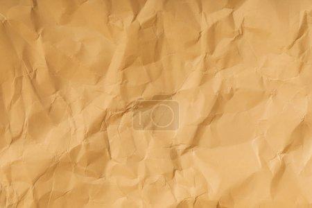 Foto de Página arrugado en blanco beige con espacio de copia - Imagen libre de derechos