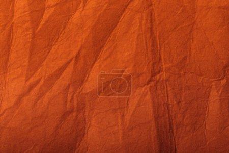 Foto de Naranja con textura arrugada página con espacio de copia - Imagen libre de derechos