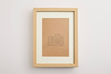 decorative square frame on white background