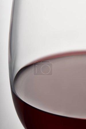 Photo pour Bourgogne vin rouge au verre de vin blanc - image libre de droit