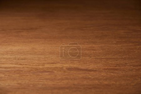 Photo for Brown wooden textured background with copy space - Royalty Free Image