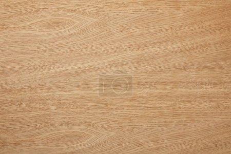 Foto de Vista superior de la textura de madera beige con espacio de copia - Imagen libre de derechos