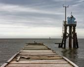 Pier at Dauphin Island AL