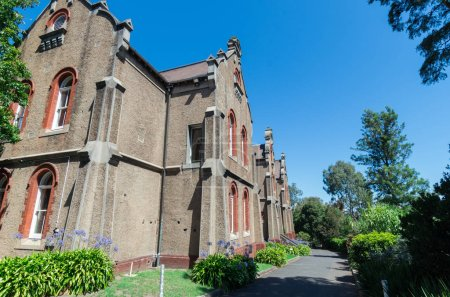 Abbotsford Convent in the inner Melbourne suburb of Abbotsford, Australia