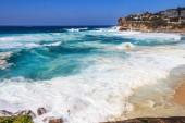 Rough seas by  on the Coogee to Bondi coastal walk