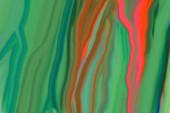 """Постер, картина, фотообои """"Цветной полосатый абстрактный цифровой фон."""""""