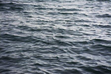 Blue Ocean waves at daytime