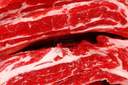 raw meat texture, food background