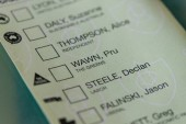 Postal voting for the Australian federal election