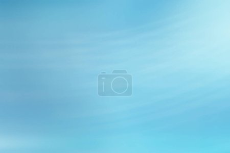 Photo for Blurred blue and white lines background - Royalty Free Image