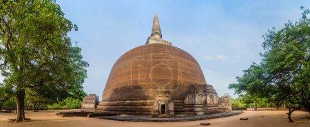 Rankoth Vehera (Vihara) dans la ville antique de Polonnaruwa, au Sri Lanka
