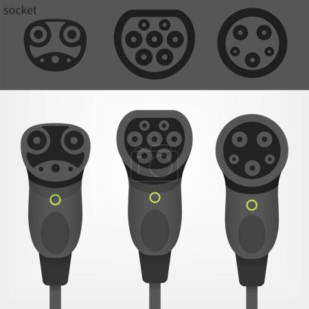 International standard of electric vehicle charger connectors