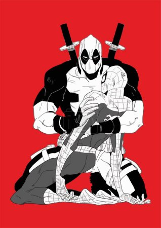 SPIDERMAN s DEADPOOL MARVEL