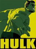 hulk poster vector Superhero