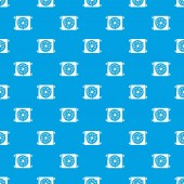 Dynamo car detail pattern vector seamless blue