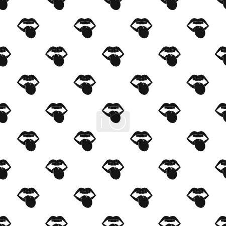 Rock emblem pattern vector