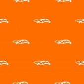 Anarhichas fish pattern seamless