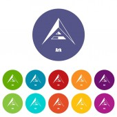 Ark icon simple style