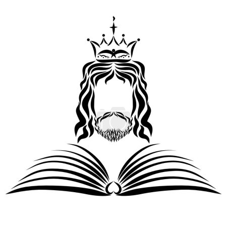 King Jesus and the open