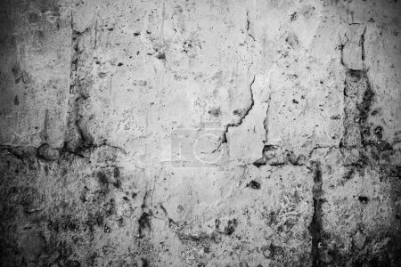 Photo for Grunge textured wall. High resolution vintage background. - Royalty Free Image