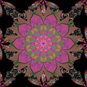 abstract colored picture