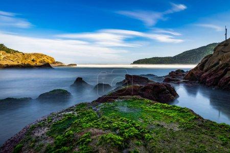 Long Exposure Beach Pedra da Praia do Meio Trindade, Paraty Rio
