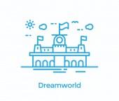 A theme park in australia known as dreamworld