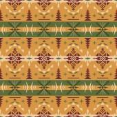 """Постер, картина, фотообои """"Ацтек бесшовная текстура. Родной Юго-американской, индийской печати. Этнических Дизайн Обои, ткани, крышка, текстильной, ткать, упаковка."""""""
