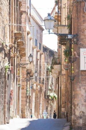 Foto de Taranto, Apulia, Italia - hermoso centro de arquitectura de Tarento - Imagen libre de derechos