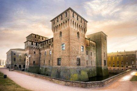 MANTUA: The castle of San Giorgio is one of the mo...