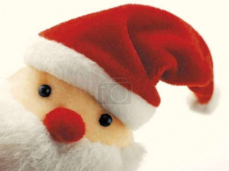 Photo for Santa Claus doll close up view - Royalty Free Image