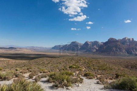 Red Rock Canyon National Park, Nevada, USA, North America