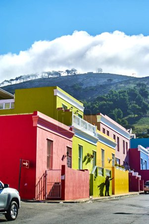 The Bo Kaap is known for its brightly coloured houses  think pink, green, blue and orange. Other tour highlights include Auwal Masjid the first and oldest mosque in South Africa, the Bo Kaap Museum and the spicy delights of Cape Malay food.