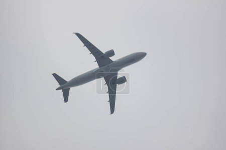 Airbus A320-200 of China Eastern Airline.