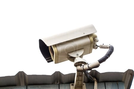 Photo for Security camera, close up - Royalty Free Image