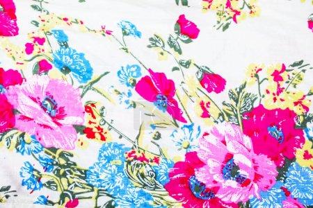 Photo pour Motif floral sans soudure d'élégance abstraite - image libre de droit
