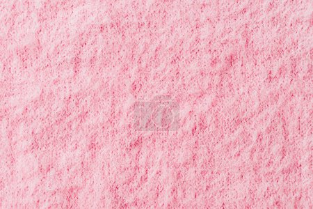 Photo for Top view of soft pink textile as background - Royalty Free Image