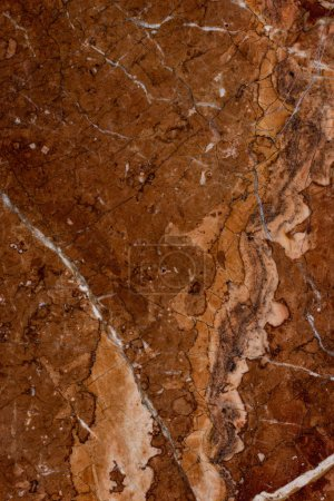 full frame image of brown marble surface background
