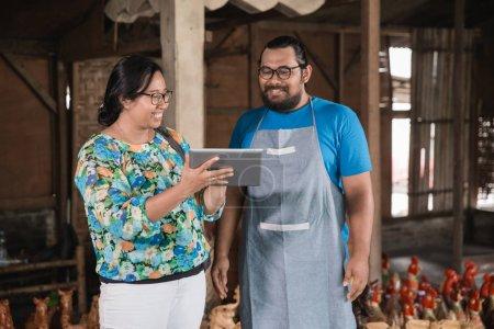 two partner pottery maker