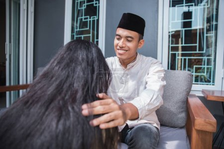 muslim eid mubarak forgiving others