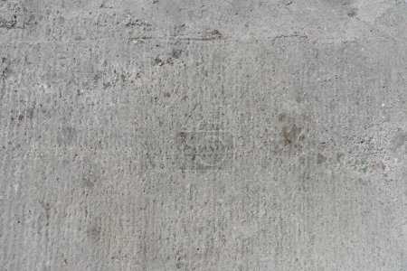 close-up view of old grey weathered cement background