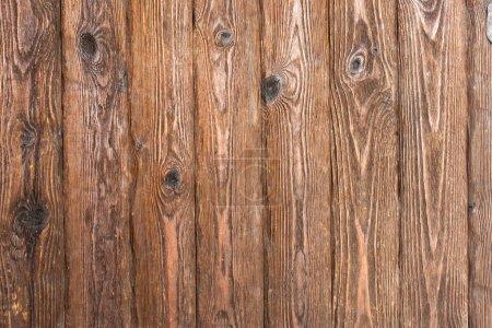 Photo pour Vieux brun rayé fond en bois altéré - image libre de droit