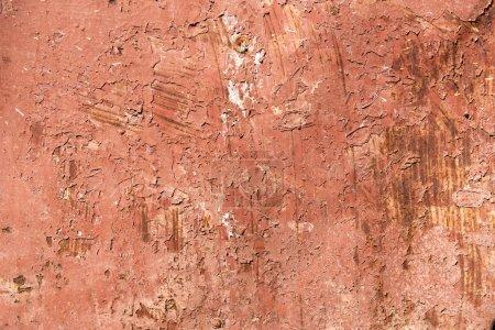 Foto de Textura rugosa erosionada marrón antiguo - Imagen libre de derechos