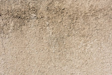 Photo for Full frame view of grey weathered concrete wall background - Royalty Free Image