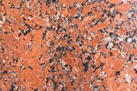 close-up view of creative black and brown marble background