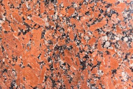 vue rapprochée des créatif fond de marbre noir et brun